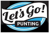 Let's Go Punting Logo