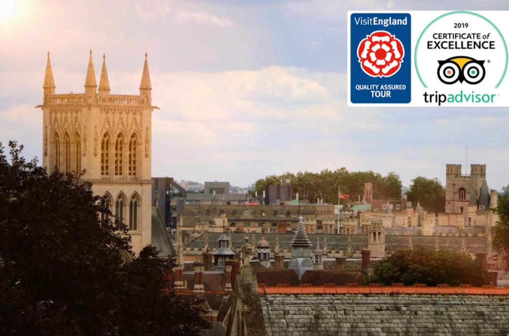Cambridge Skyline, (uk)