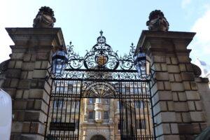Cambridge Univeristy Building