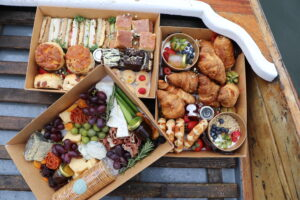 Picnic Grazing Boxes for Punting Tours